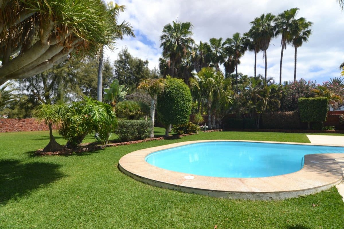 7 chambre Villa/Maison à vendre à Maspalomas avec piscine garage - 2 200 000 € (Ref: 5040443)
