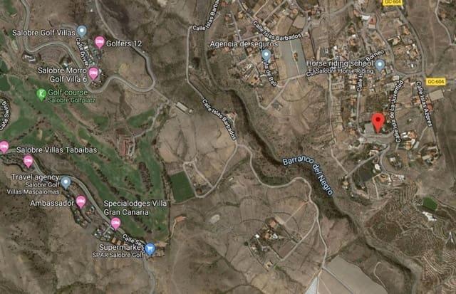 Terrain à Bâtir à vendre à El Salobre - 180 000 € (Ref: 5040877)