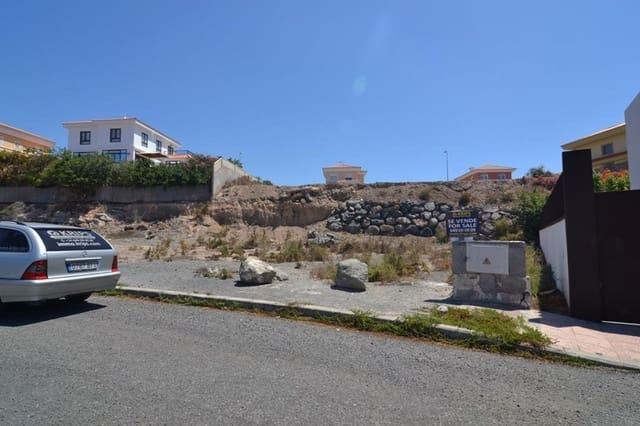 Byggetomt til salgs i Meloneras - € 500 000 (Ref: 5040881)