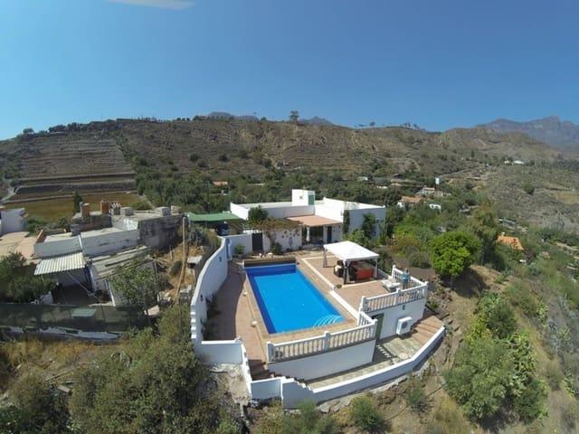 4 sovrum Finca/Hus på landet till salu i San Bartolome de Tirajana med pool garage - 420 000 € (Ref: 5085648)