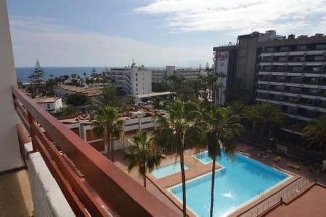 Apartamento de 1 habitación en Playa del Inglés en alquiler vacacional con piscina - 300 € (Ref: 5341334)