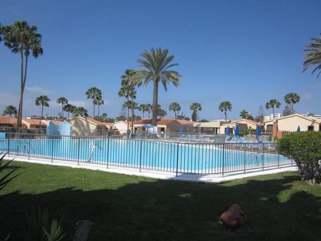 1 sovrum Bungalow till salu i Playa del Ingles med pool - 230 000 € (Ref: 5470353)