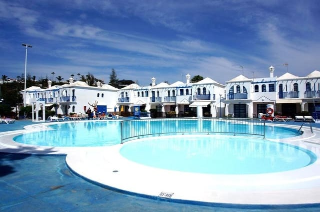 1 chambre Bungalow à vendre à Maspalomas avec piscine - 119 000 € (Ref: 6327852)