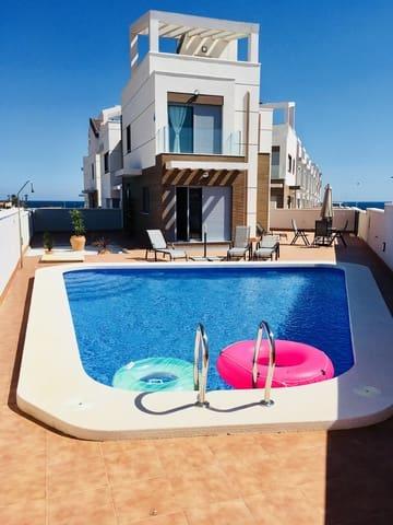 3 Zimmer Ferienvilla in Puerto de Mazarron mit Pool - 880 € (Ref: 4428082)