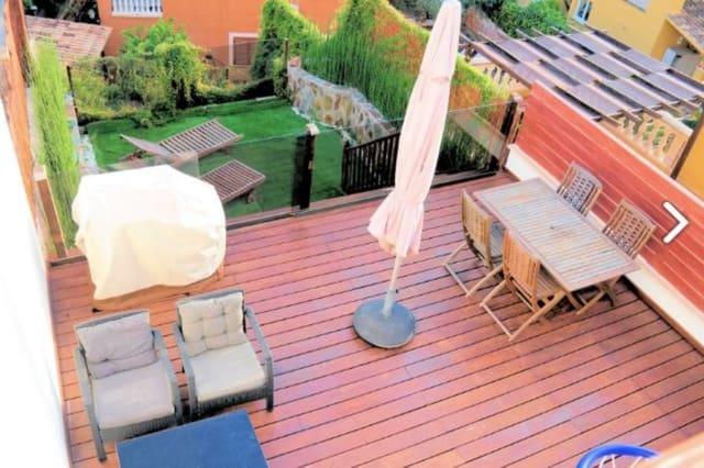 4 chambre Maison de Ville à vendre à Peguera / Paguera avec garage - 550 000 € (Ref: 5880815)