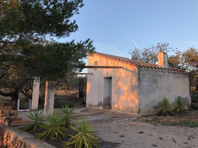 1 sovrum Trähus till salu i El Perello - 180 000 € (Ref: 4998123)