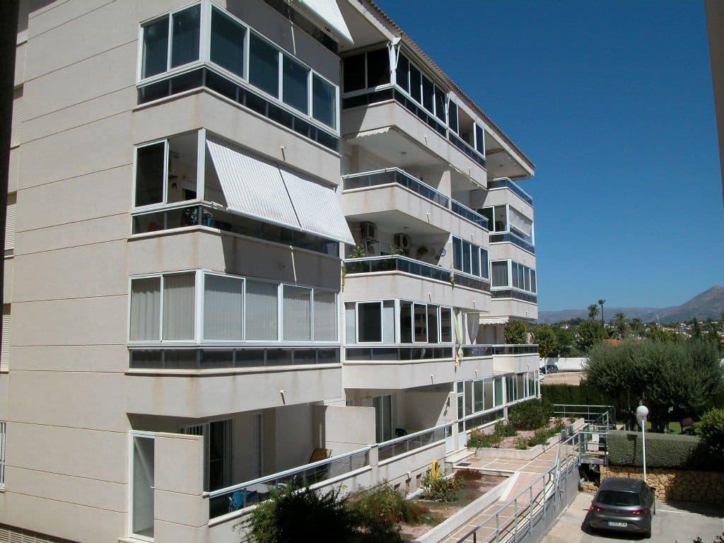 2 bedroom Apartment for rent in Albir with pool garage - € 750 (Ref: 5516460)