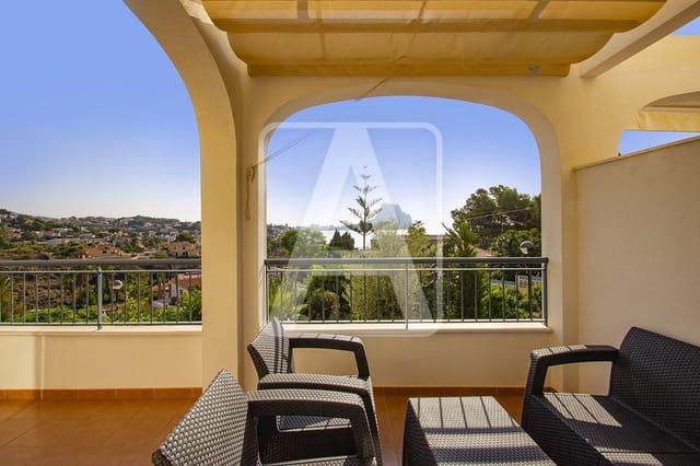 4 slaapkamer Huis te koop in Calpe / Calp met zwembad - € 273.000 (Ref: 4110522)