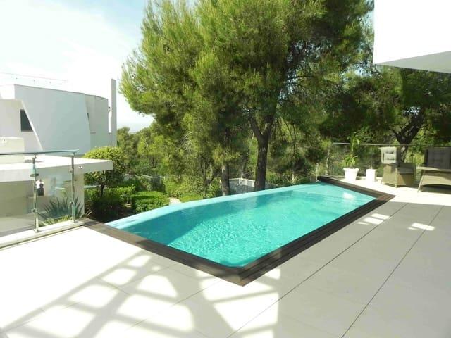 5 soverom Rekkehus til leie i Golden Mile med svømmebasseng garasje - € 10 000 (Ref: 5754717)