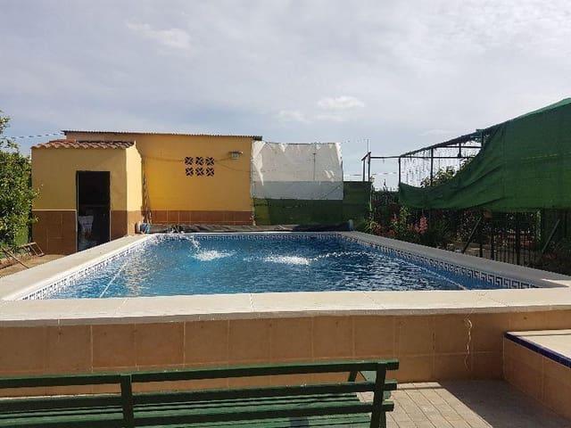 3 sovrum Finca/Hus på landet till salu i Dos Hermanas med garage - 132 000 € (Ref: 5930826)