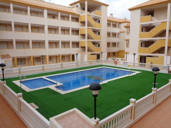 2 slaapkamer Appartement te huur in Mar de Cristal met zwembad - € 350 (Ref: 3778134)