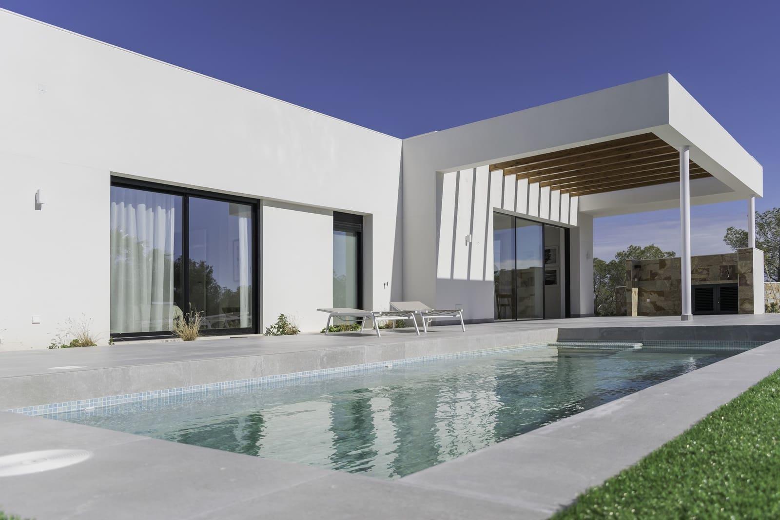 Chalet de 3 habitaciones en Las Colinas Golf en venta con piscina - 539.000 € (Ref: 4797105)