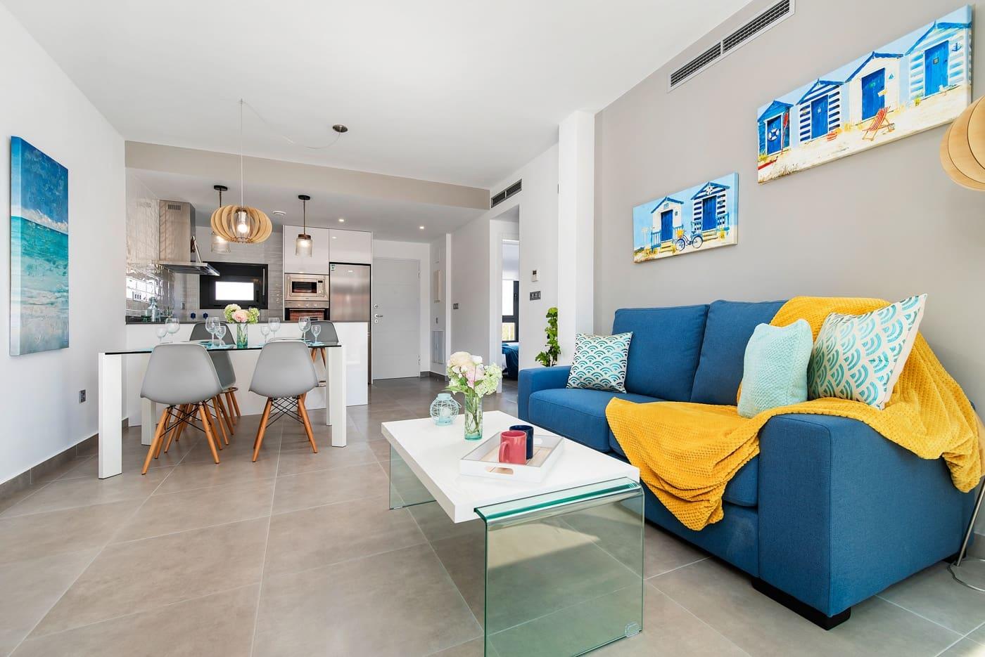 Apartamento de 1 habitación en Pilar de la Horadada en venta con piscina - 99.650 € (Ref: 4797148)