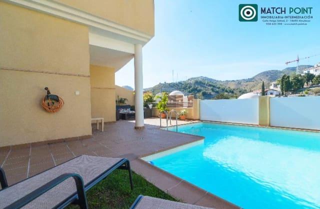 3 makuuhuone Rivitalo vuokrattavana paikassa Almunecar mukana uima-altaan - 1 600 € (Ref: 5661974)