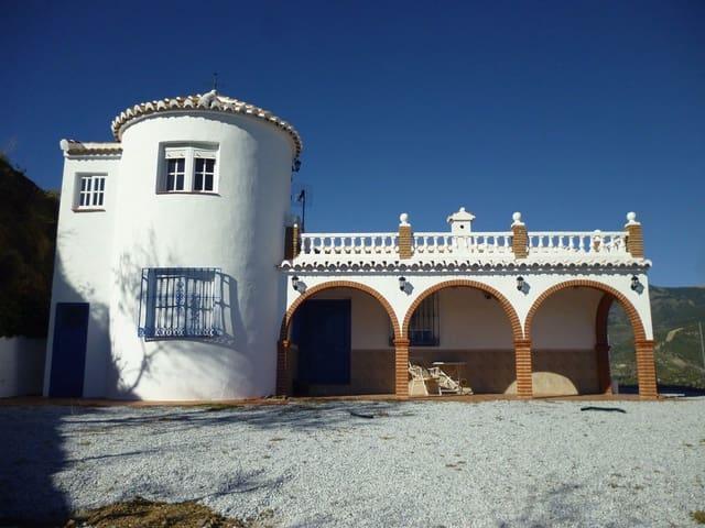 3 chambre Finca/Maison de Campagne à vendre à Pilarejo avec piscine - 220 000 € (Ref: 3156076)
