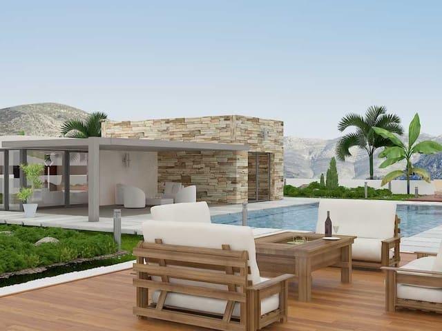 2 soverom Villa til salgs i Jalon / Xalo med svømmebasseng - € 170 500 (Ref: 5341982)