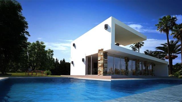 3 soveværelse Villa til salg i Jalon / Xalo med swimmingpool - € 241.000 (Ref: 5341992)