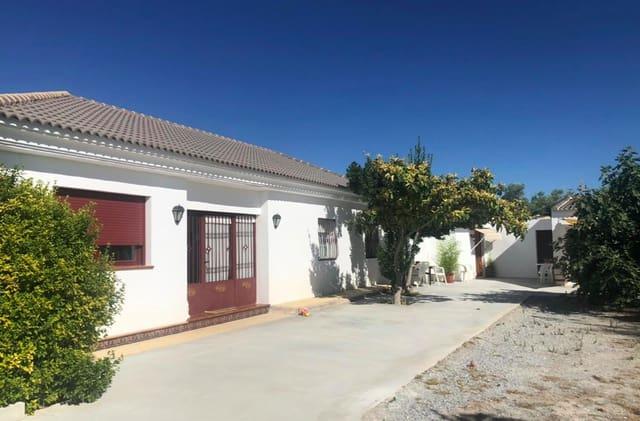 5 chambre Finca/Maison de Campagne à vendre à Zujar avec garage - 210 000 € (Ref: 5723196)