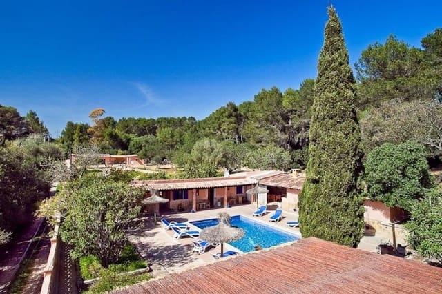 10 chambre Villa/Maison à vendre à Randa - 1 650 000 € (Ref: 5565926)