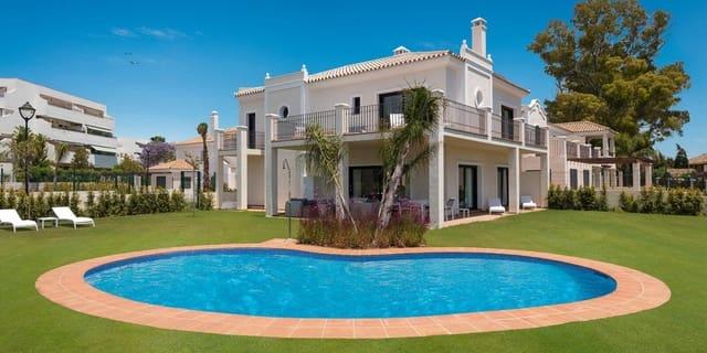 5 soveværelse Villa til salg i Guadalmina med swimmingpool - € 1.499.000 (Ref: 6146369)