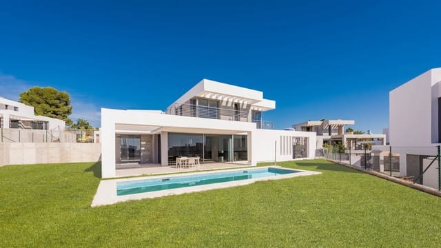 3 soveværelse Villa til salg i Cancelada med swimmingpool - € 1.225.000 (Ref: 6146416)