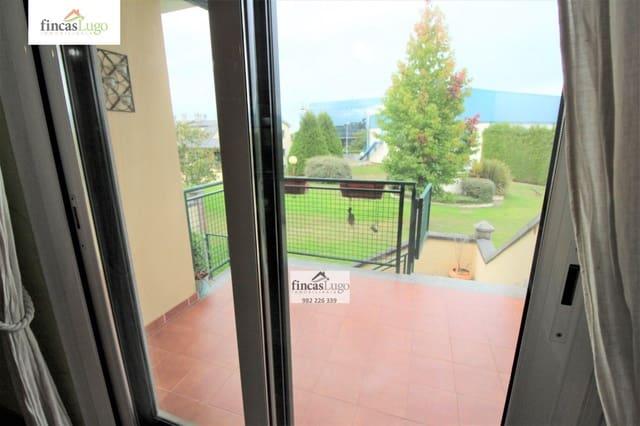4 soveværelse Villa til leje i Lugo by med garage - € 1.095 (Ref: 6054381)