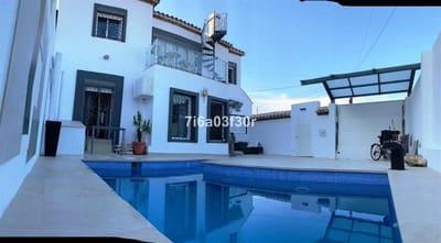 3 sovrum Semi-fristående Villa att hyra i San Pedro de Alcantara med pool garage - 2 500 € (Ref: 5459788)
