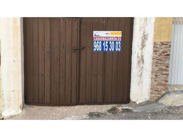 Garaż na sprzedaż w La Azohia - 14 500 € (Ref: 4432983)