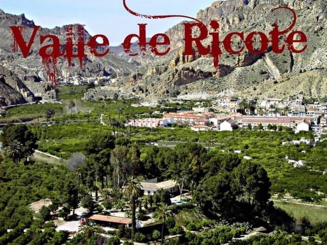 Bauplatz zu verkaufen in Ricote - 40.000 € (Ref: 4432989)
