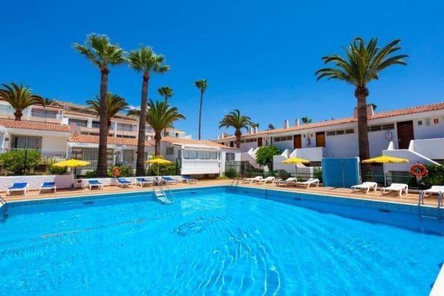 Studio te huur in Costa Adeje met zwembad - € 650 (Ref: 4337936)