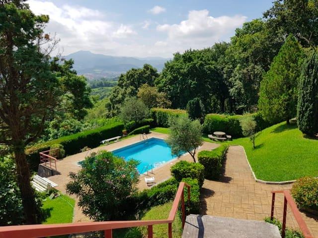 7 soverom Villa til salgs i Hondarribia med svømmebasseng garasje - € 1 100 000 (Ref: 4082344)
