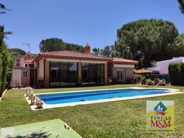4 chambre Maison de Ville à vendre à Bollullos de la Mitacion avec piscine garage - 319 000 € (Ref: 5359586)