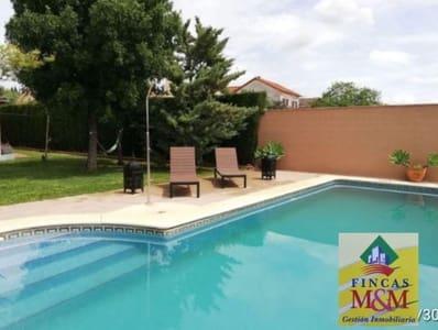 Casa de 3 habitaciones en Almensilla en venta con piscina garaje - 258.000 € (Ref: 5361128)