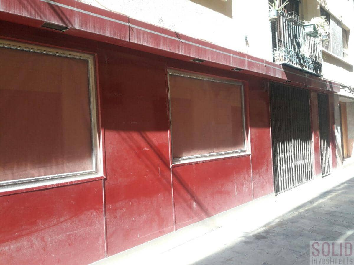 1 bedroom Commercial for sale in Valencia city - € 260,000 (Ref: 5148217)