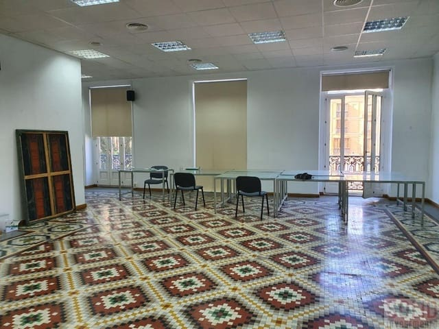 2 sypialnia Biuro do wynajęcia w Miasto Walencja - 1 500 € (Ref: 5699701)