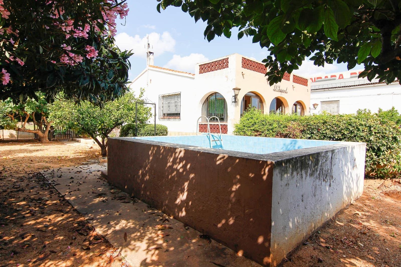 Chalet de 3 habitaciones en Ondara en venta con garaje - 184.000 € (Ref: 4449349)
