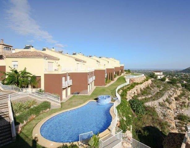 2 chambre Penthouse à vendre à Monte Solana avec piscine - 120 000 € (Ref: 5030520)