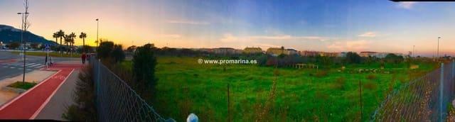 Byggetomt til leie i Denia - € 10 000 (Ref: 3516941)