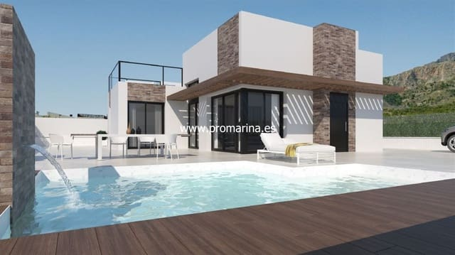 3 makuuhuone Huvila myytävänä paikassa Polop mukana uima-altaan - 309 000 € (Ref: 3516990)
