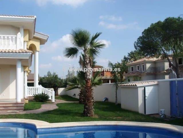 4 soverom Villa til leie i L'Eliana med svømmebasseng garasje - € 3 000 (Ref: 3517057)