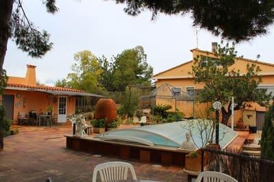 4 chambre Finca/Maison de Campagne à vendre à Lliria avec piscine garage - 350 000 € (Ref: 4342978)