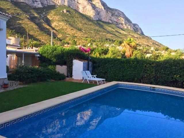4 quarto Moradia para venda em Denia com piscina garagem - 480 000 € (Ref: 4343075)
