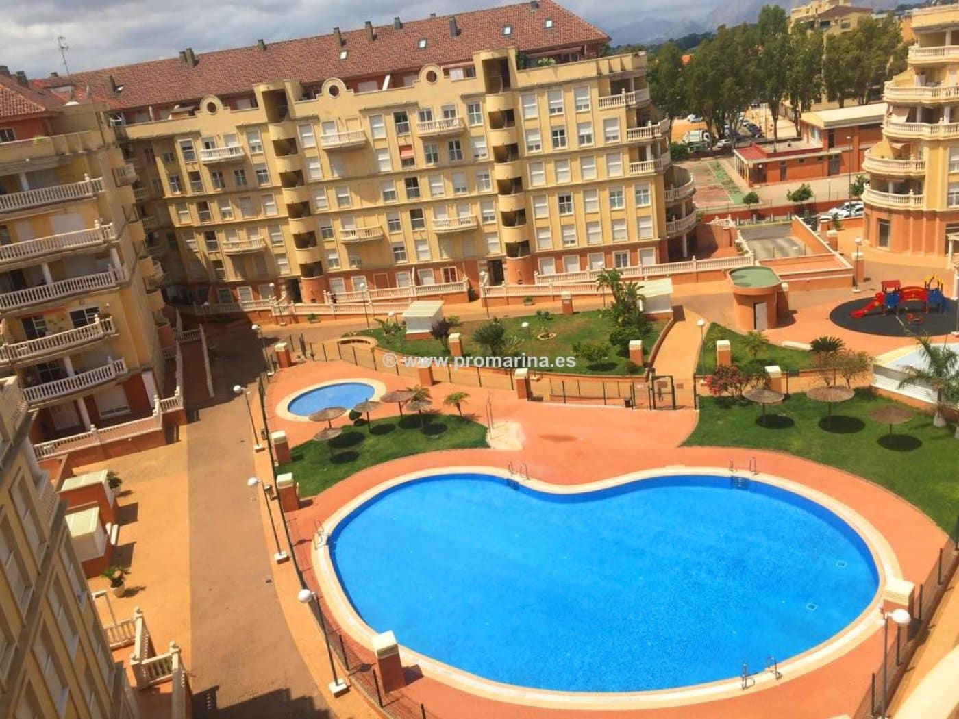 4 camera da letto Attico in vendita in Denia con piscina - 260.000 € (Rif: 4392958)