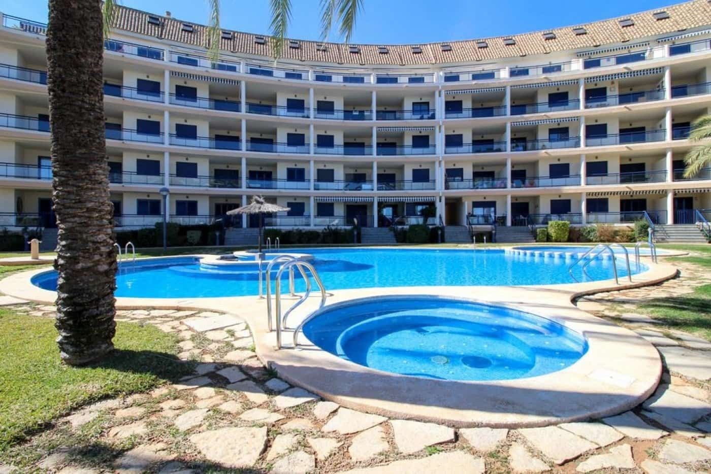 2 bedroom Apartment for holiday rental in Denia with pool garage - € 900 (Ref: 5267693)