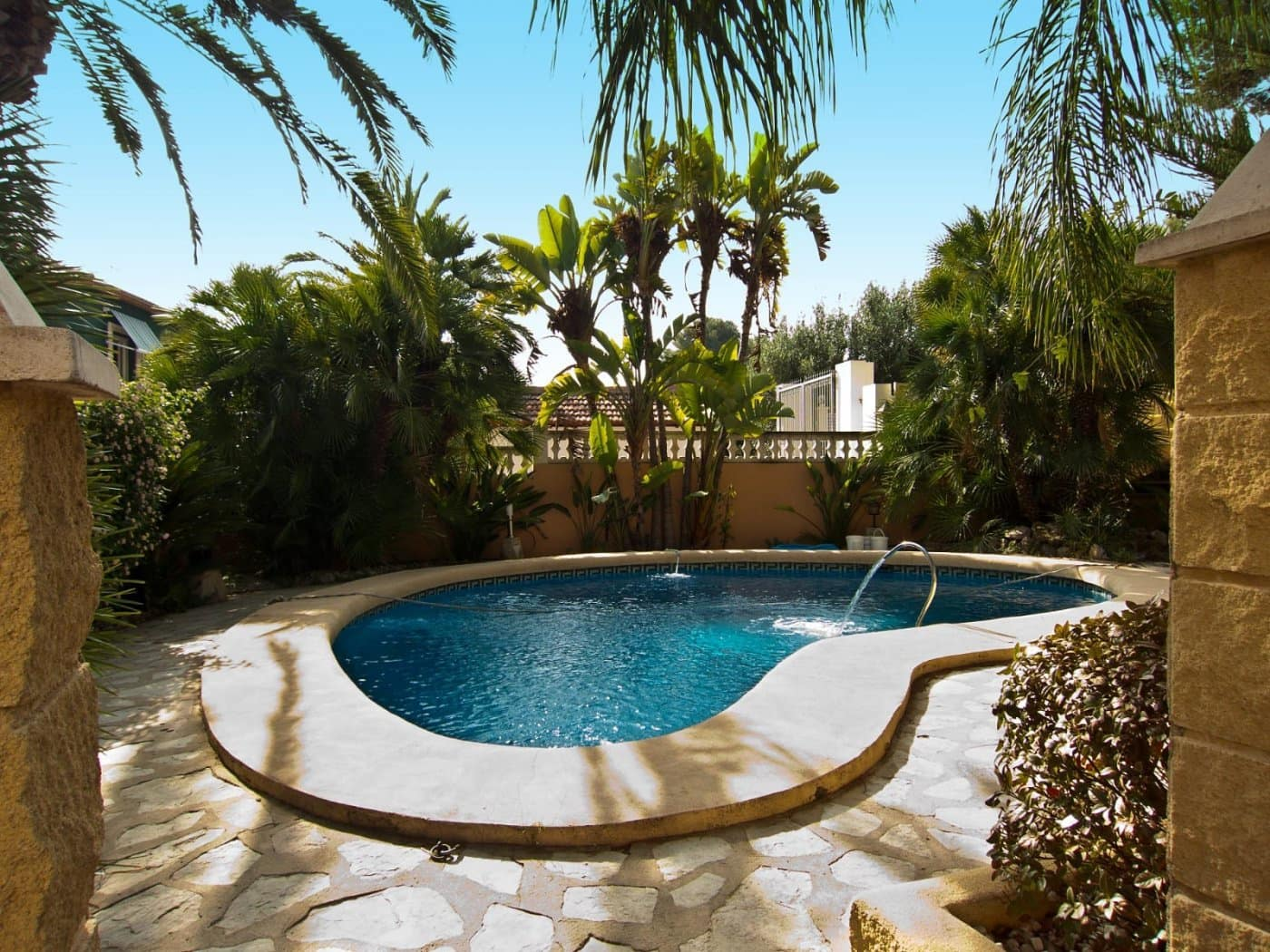 4 bedroom Villa for holiday rental in Denia with pool garage - € 2,420 (Ref: 5267697)