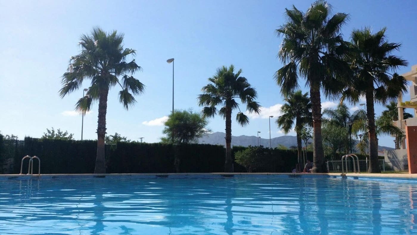 2 bedroom Apartment for holiday rental in Denia with pool garage - € 800 (Ref: 5299612)