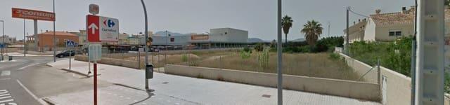 Byggetomt til leie i Denia - € 7 000 (Ref: 5657321)