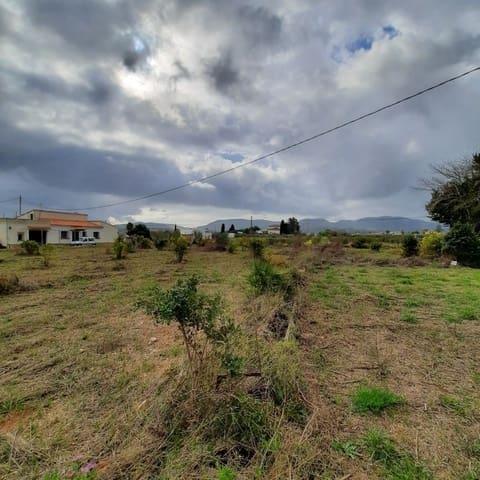 Building Plot for sale in Gata de Gorgos - € 168,000 (Ref: 6187552)