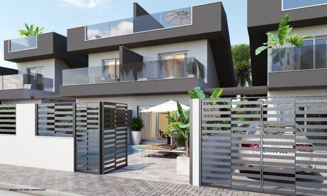 3 bedroom Terraced Villa for sale in El Mojon with pool - € 260,000 (Ref: 5892591)