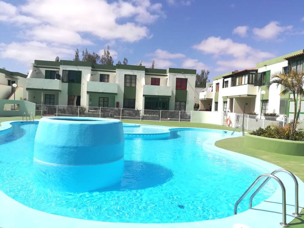 1 bedroom Apartment for rent in Corralejo with pool - € 500 (Ref: 4972359)